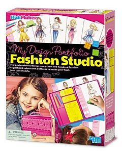 4M Kidz Maker | My Design Portfolio Fashion Studio - 15% OFF!!
