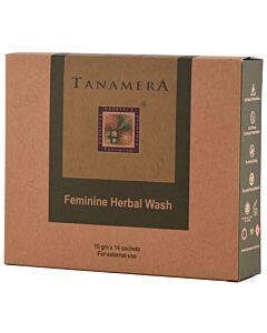 Tanamera Feminine Herbal Wash (14x10g) - 20% OFF!!