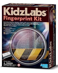 4M Kidz Labs | Fingerprint Kit - 15% OFF!!
