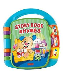 Fisher-Price: Laugh & Learn® Storybook Rhymes - 15% OFF!!