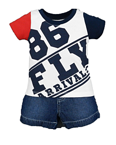 Wonder Child Collection: Flight Club - 86 Arrival (3 - 6 mths) - 10% OFF!