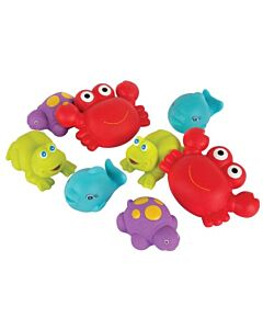 Playgro Floating Sea Friends (Fully Sealed) - 20% OFF!!