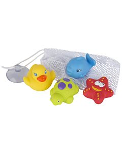 Playgro Floating Friends Bath Fun And Storage Set - Fully Sealed - 20% OFF!!