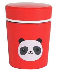 Snapkis: Stainless Steel Food Flask 280ml   Panda - 30% OFF!!