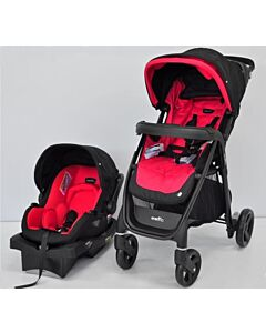 Evenflo Travel System Stroller Frevo™ (EV1888/31) - Red - 40% OFF!!