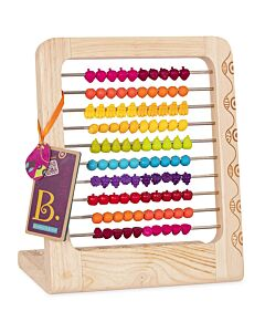B.Toys: Battat B.Two-ty Fruity Abacus™ (From 18 Months - 5 Years Old) - 20% OFF!!