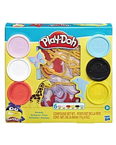 Play-Doh: Fundamentals Animals Tool Set (3 Years+) - 5% OFF!!