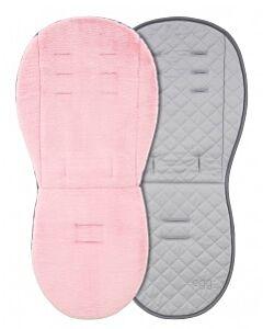 Egg® Stroller Reversible Fur Seat Liner - Pink - 60% OFF!!