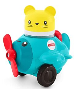 Fisher-Price: Press & Rattle Racers™ - Plane - 10% OFF!!
