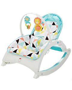 Fisher-Price: Newborn-to-Toddler Rocker (Triangles) - 15% OFF!!