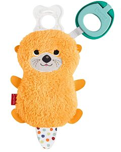 Fisher-Price: Clipimals™ Universal Pacifier Holder - Otter - 10% OFF!!