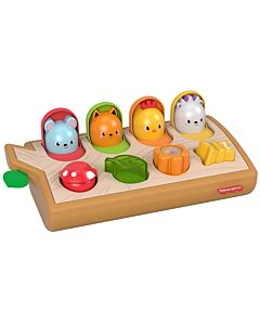 Fisher-Price: Hide & Peek Pop-Up - 12% OFF!!