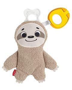 Fisher-Price: Clipimals™ Universal Pacifier Holder - Sloth - 10% OFF!!