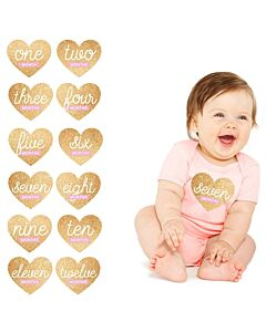 Pearhead: First Year Glam Stickers - 15% OFF!!
