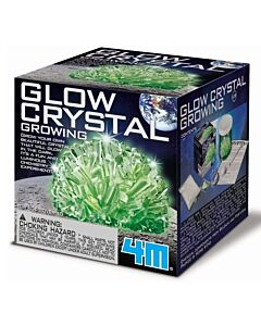 4M Kidz Labs | Glow Crystal Growing - 15% OFF!!