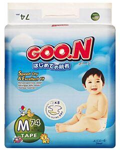 Goo.N Super Jumbo Tape: M74 (7 - 12kg) - 40% OFF!!