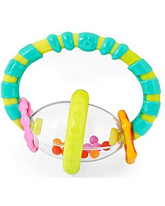 Bright Starts: Grab & Spin Rattle™ - 15% OFF!!