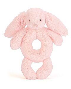 Jellycat: Bashful Pink Bunny Grabber (18cm)