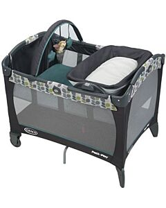 Graco Playard Reversible Napper & Changer LX - Tenley - 45% OFF!!