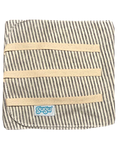 Gugu Premium Binder Strings – Grey Stripes