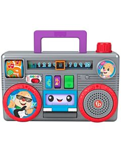 Fisher-Price: Laugh & Learn® Busy Boombox - 15% OFF!!