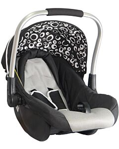 Halford: Babio Baby Carrier (Black) - 20% OFF!
