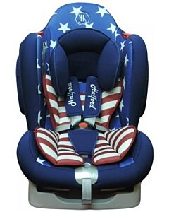 Halford: Voyage XT Convertible Car Seat (Blue Star) - 28% OFF!!