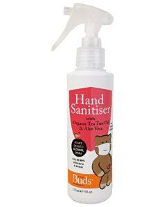 Buds Household Eco: Hand Sanitiser (with Organic Tea Tree Oil & Aloe Vera) 150ml - 15% OFF!!