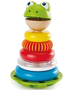 Hape Toys: Mr. Frog Stacking Rings - 20% OFF!!