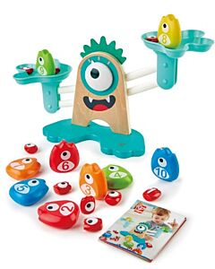 Hape Toys: Monster Math Scale - 15% OFF!!