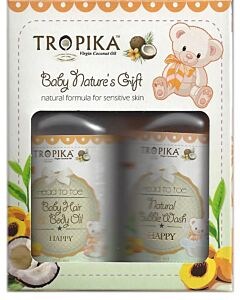 Tropika: Baby Starter Kit - Happy - 21% OFF!