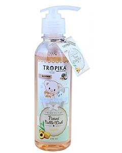 Tropika: Natural Bubble Wash - Happy (230ml) - 21% OFF!