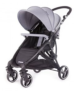 Baby Monsters | Compact 2.0 Stroller (Birth to 15kg) - Heather Grey - 25% OFF!!