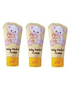 Tropika - Baby Herbal Cream (50g) (Krim herba bayi) - 3 Packs! (RM26 each) 35% OFF!!