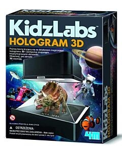 4M Kidz Labs | Hologram Projector - 15% OFF!!