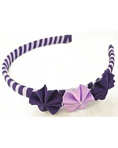 Bows & Blings: Mini Poppies Collection - Purple