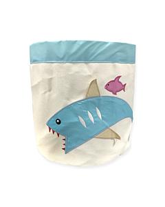 Bebe Living: Storage Bin - Shark (Small)