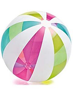 """Intex Giant Beach Ball, 42"""" Diameter, (for Ages 3+) (IT 59066NP) - 15% OFF!!"""