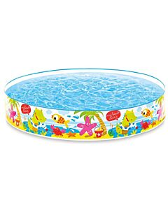 "Intex Under The Palm Trees Snapset Pool - Multicolour 5'X10"" (IT 56451NP) - 10% OFF!!"
