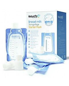 ISA UCHI Breastmilk Storage Solution Starter Pack 200ml - 10% OFF!!