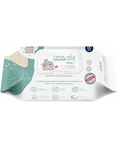 K-Mom : First Wet Wipes VALUE Baby Wipes 100pcs [1 pack] - 42% OFF!!