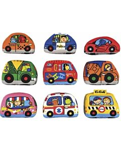 K's Kids: Cars In Town - 15% OFF!!