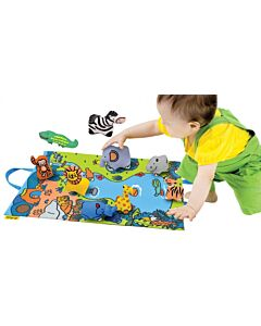 K's Kids: Jungle - Take Along Play Set - 15% OFF!!