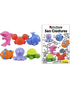 K's Kids: Pop Blocs - Sea Creatures - 15% OFF!!