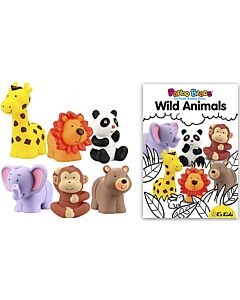 K's Kids: Pop Blocs - Wild Animals - 15% OFF!!