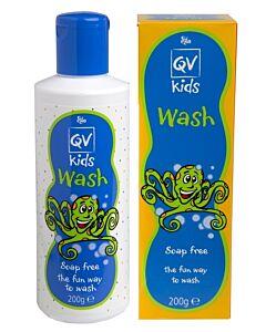 QV Kids Body Wash (Soap-Free) 200g - 31% OFF!!