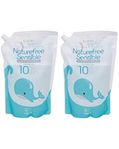 K-Mom: Baby Laundry Detergent 1300ml X 2 PACKS (BEST BUY)