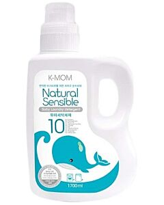 K-Mom: Baby Laundry Detergent 1700ml (BEST BUY)