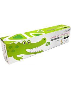 K-Mom Anti-Bacteria Zipper Bag 15pcs (28cm x 24cm) (Large) - 23% OFF!!