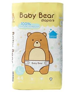 BB Diapers - Baby Bear Diapers L44 (9 - 14kg)